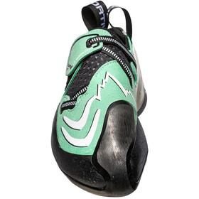 La Sportiva Futura Chaussons d'escalade Femme, jade green/white